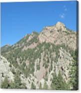 Majestic Eldorado Mountain Canvas Print