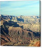 Majestic Grand Canyon Canvas Print