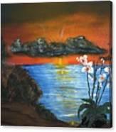Majestic Morning Canvas Print