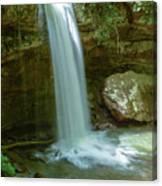 Majestic Pennsylvania Falls Canvas Print