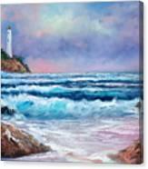 Majestic Point Canvas Print