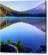 Majestic Reflection Canvas Print