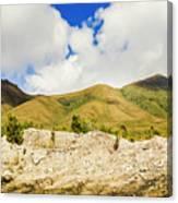 Majestic Rugged Australia Landscape  Canvas Print