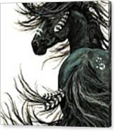 Majestic Spirit Horse II Canvas Print
