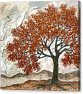 Majestic Tree Canvas Print