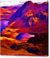 Majestic Wales Canvas Print
