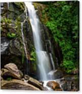 Majestic Waterfall Canvas Print