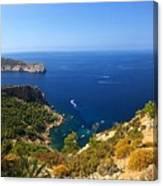 Majorca Spain Panorama Canvas Print