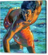 Makana Sunrise Canvas Print