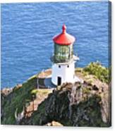 Makapuu Lighthouse 1065 Canvas Print