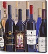 Make Mine Virginia Wine Number One Canvas Print