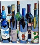 Make Mine Virginia Wine Number Three Canvas Print
