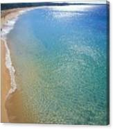 Makena Beach Canvas Print