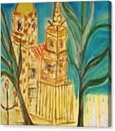 Malaga Canvas Print