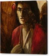 Malaguena Canvas Print