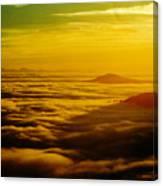 Malahat Sunrise Canvas Print