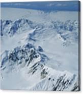 Malaspina Glacier Canvas Print