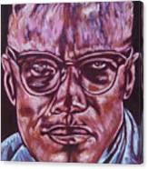Malcolm Canvas Print