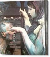 malczewski4 Jacek Malczewski Canvas Print
