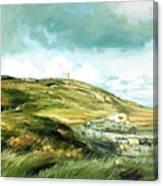 Malin Head Ireland Canvas Print
