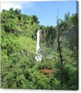 Malino, Waterfall Canvas Print