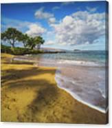 Maluaka Beach Canvas Print