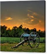Malvern Hill Battlefield Canvas Print