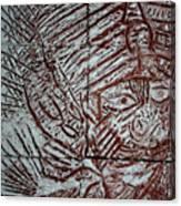 Mama Africa 2 - Plaque Canvas Print