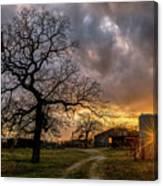 Mambrino Ranch Canvas Print