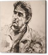 Man 5 Canvas Print