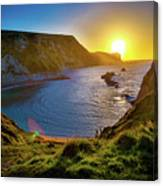 Man Of War England Canvas Print