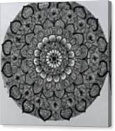 Mandal 5 Canvas Print