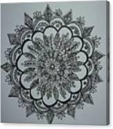 Mandal2 Canvas Print