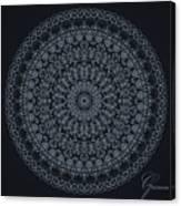 Mandala - 1 Canvas Print