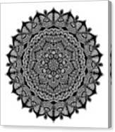 Mandala #1 Canvas Print