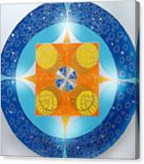 Mandala 15 Canvas Print