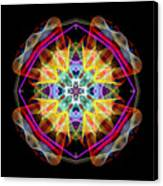 Mandala 3309a Canvas Print