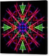 Mandala 3351 Canvas Print