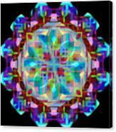 Mandala 9725 Canvas Print