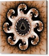 Mandala Dz3 Canvas Print