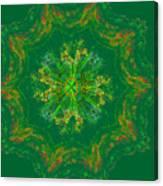 Mandala Journey Canvas Print