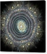 Mandala Movement Canvas Print