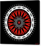 Mandala No. 98 Canvas Print