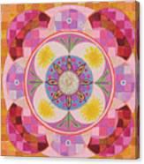 Mandala - Seeds Canvas Print