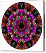 Mandala - Talisman 1100 - Order Your Talisman. Canvas Print