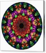 Mandala - Talisman 1102 - Order Your Talisman. Canvas Print