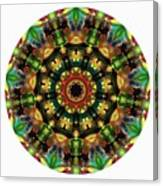 Mandala - Talisman 1103 - Order Your Talisman. Canvas Print