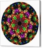 Mandala - Talisman 1105 - Order Your Talisman. Canvas Print