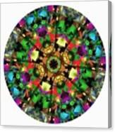 Mandala - Talisman 1108 - Order Your Talisman. Canvas Print