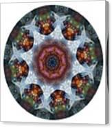 Mandala - Talisman 1112 - Order Your Talisman. Canvas Print